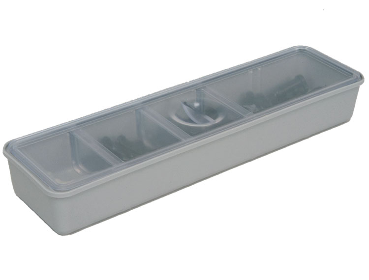 TUB CUP W/COVER LONG 20Z473