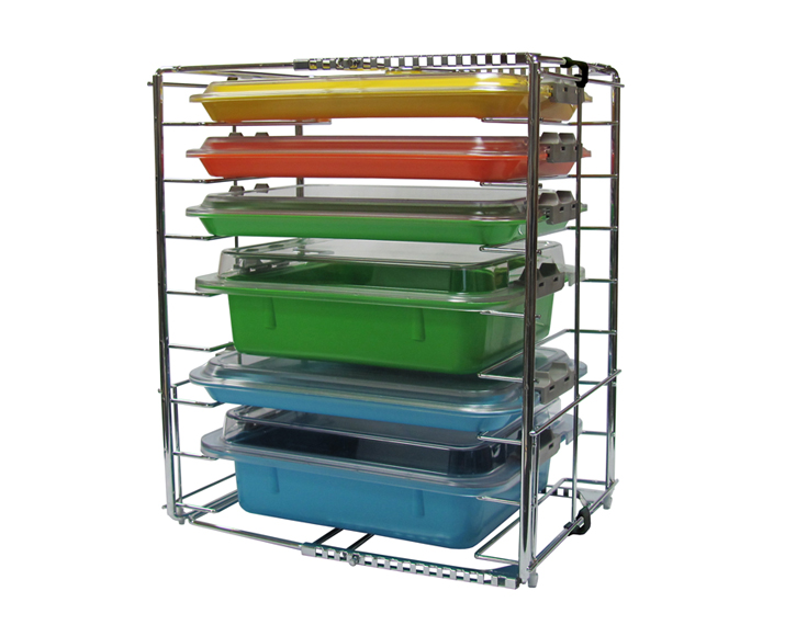 Multi-Mod Rack (8-Place) Zirc 21Z410