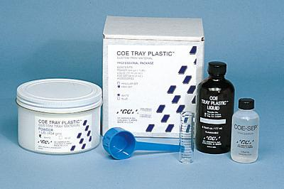 GC TRAY PLASTIC PROFESSIONAL PACK WHITE