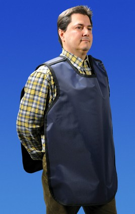 Cling Shield Pano-Adult Dual Apron #26