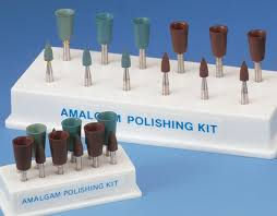 AMALGAM ^POLISHING KIT SHOFU