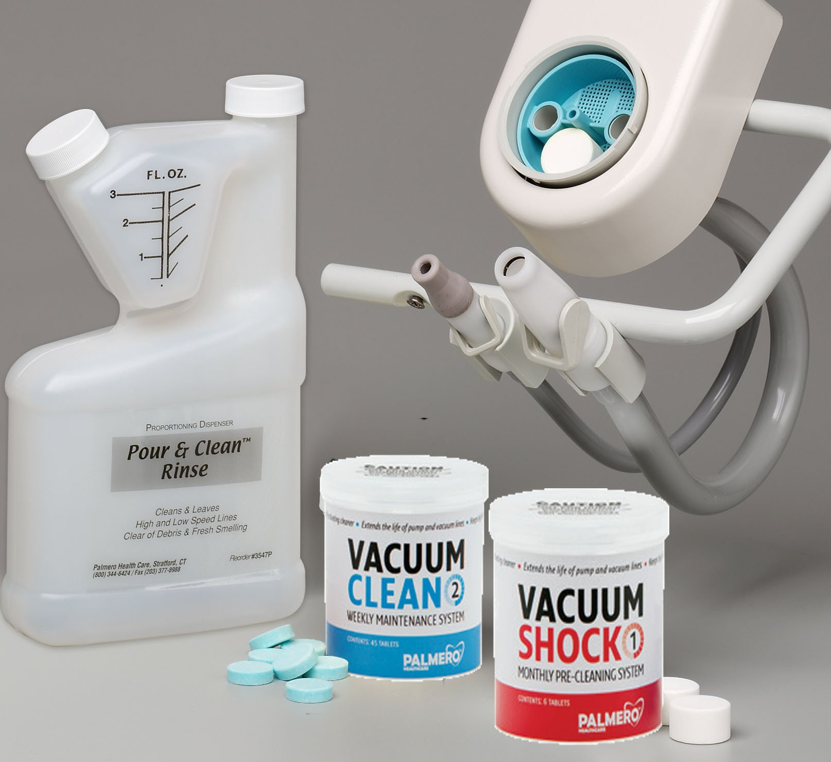 Shock & Clean Kit Palmero #3546K