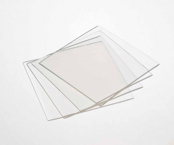 "Soft EVA Clear 5"" x 5"" sheets 25/Pkg"