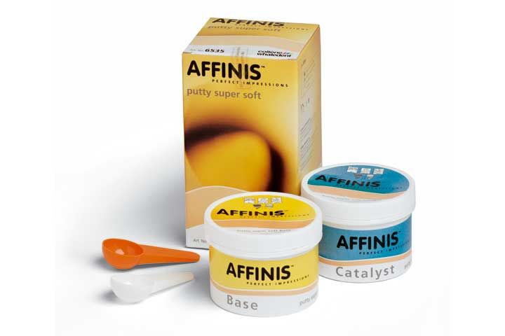 AFFINIS PUTTY 300ml BASE & 300ml CATALYST COLTENE