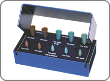 AMALGAM *POLISHING KIT SHOFU