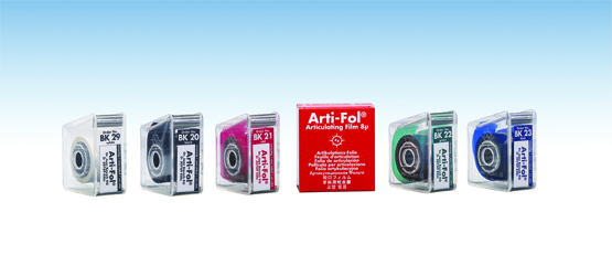Arti-Fol® I 8 μ Articulating-Film