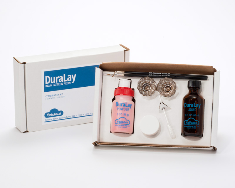 DURALAY INLAY PATTERN RESIN COMBO KIT