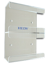HEDY DOUBLE BOX GLOVE DISPENSER
