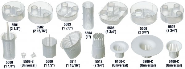 Dispos-a-Trap filter 144/pk Kerr Total Care