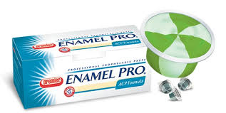ENAMEL PRO PROPHY PASTE 200 CUPS / BOX