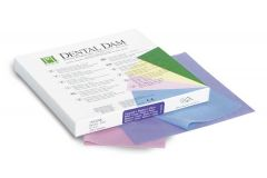 Fiesta Friut Scented Dental Dam Heavy -Assorted Colours