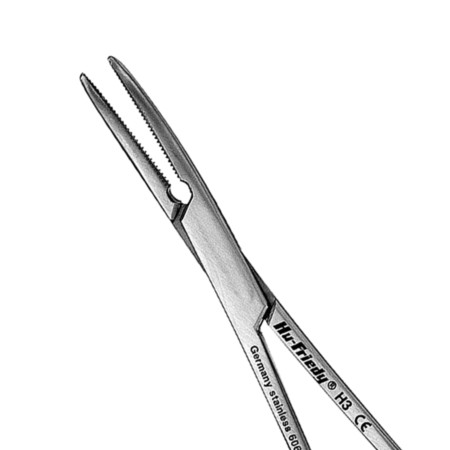 HALSTED MOSQUITO HEMOSTAT CURVED HU FRIEDY #3