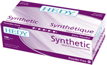 HEDY POWDER FREE SYNTHETIC 100/BX #110SPF