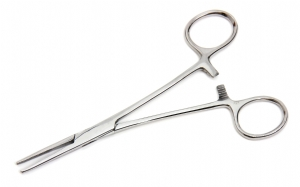 KELLY HEMOSTAT STRAIGHT ALMEDIC #A12-180