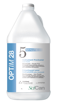 OPTIM 28 INSTRUMENT PRECLEANER 4X4L SCI2800
