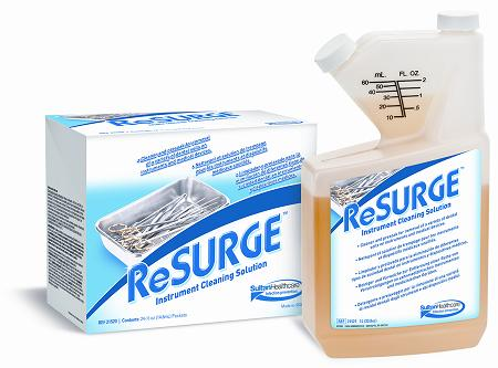 ReSURGE INSTRUMENT CLEANER 24 X .5oz. /BX SULTAN #21520