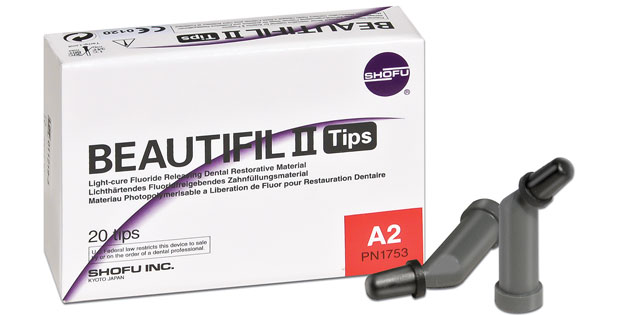 BEAUTIFIL II TIP REFILLS