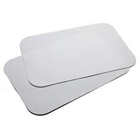 "TRAY COVER SIZE D SS WHITE 10.25 X 15.75"" - 23 x 34cm 1000pk"