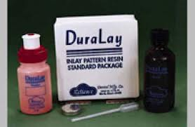 DURALAY PATTERN RESIN STD PACK