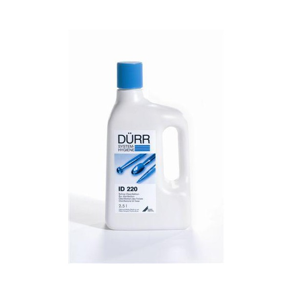DURR ID220 BUR & ROOT CANAL DISINFECTANT