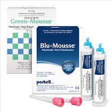 BLU-MOUSSE SUPER-FAS T CARTRIDGES