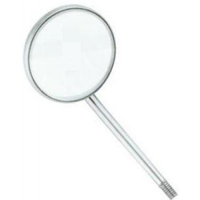 MOUTH MIRROR MAGNIFYING SIMPLE STEM 12PK INTEGRA MILTEX