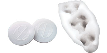 Matrix Buttons Advantage Dental #100-WO