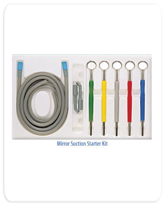 MIRROR SUCTION INTRO KIT HAGER #254050