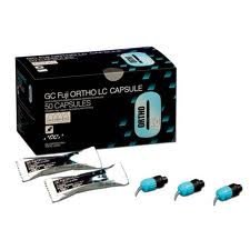 GC Fuji ORTHO LC Resin Reinforced OrthoCement CAPS #439450