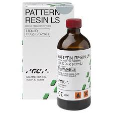 PATTERN RESIN LS LIQUID 100ml GC 335203