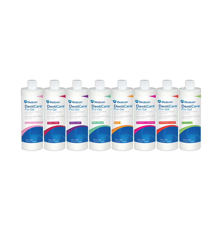 Denti-Care 60 Second Gel (1.23% Fluoride Ions)