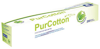 "PurCotton 2X2"" NON WOVEN GAUZE SPONGES 4k"
