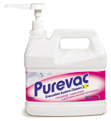 PUREVAC ® Evacuation System Cleaner 5Ltr SULTAN #21115