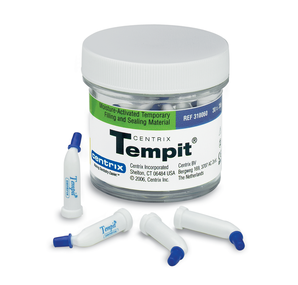 Tempit®Temporary Filling & Sealing Material