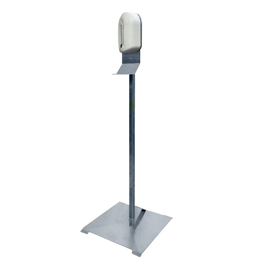 HAND SANITIZER DISPENSING STAND & DISPENSER